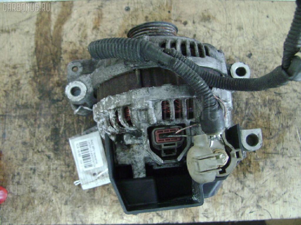 Генератор MAZDA MPV LW3W L3. Фото 2