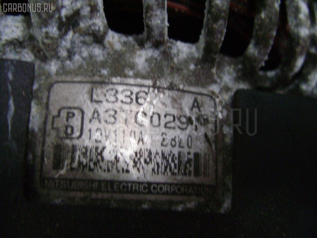 Генератор MAZDA MPV LW3W L3. Фото 3