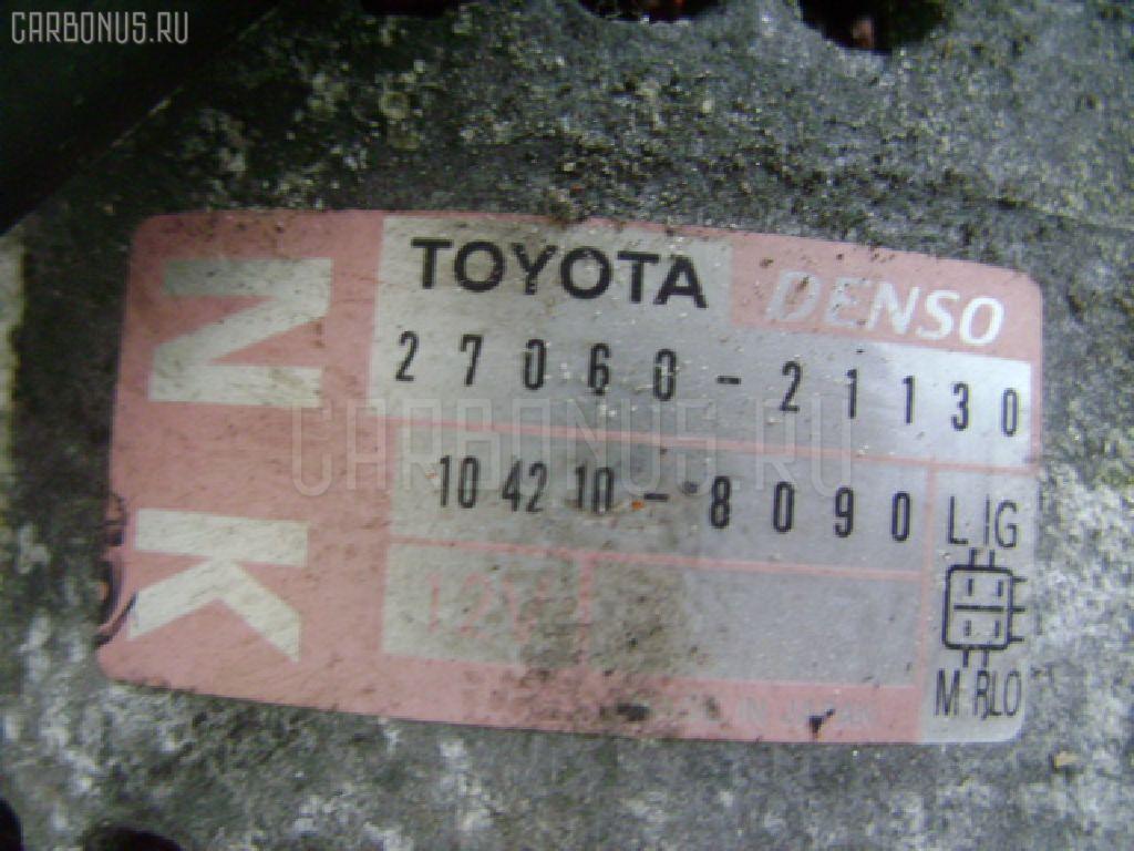 Генератор TOYOTA RAUM NCZ20 1NZ-FE. Фото 4
