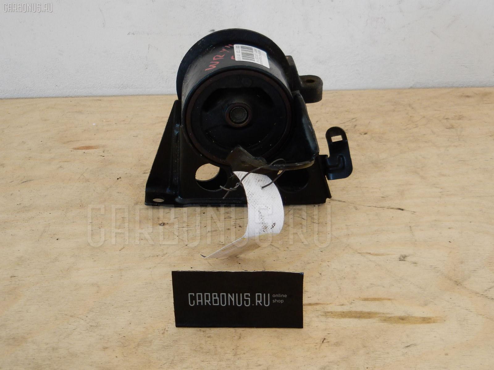 Подушка двигателя NISSAN WINGROAD WRY11 QR20DE. Фото 1
