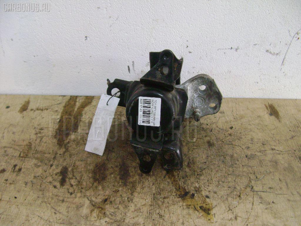 Подушка двигателя TOYOTA SIENTA NCP81G 1NZ-FE. Фото 2