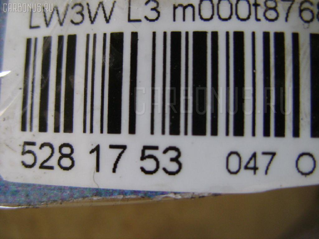 Стартер MAZDA MPV LW3W L3 Фото 4