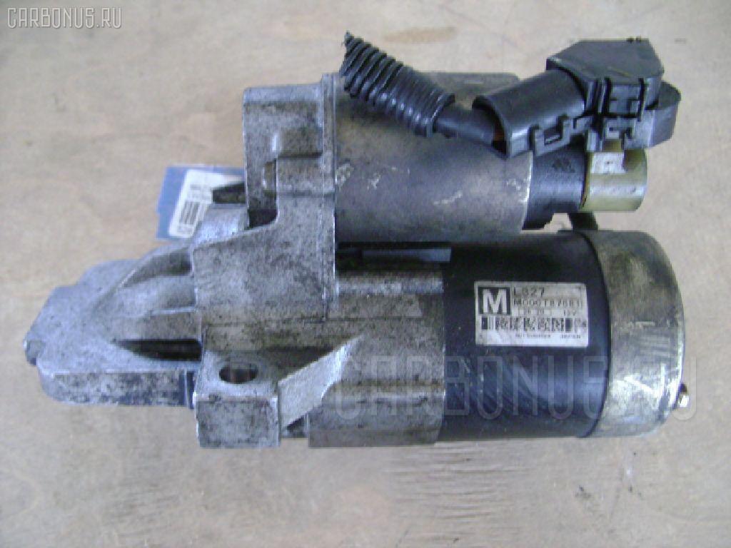 Стартер MAZDA MPV LW3W L3-DE. Фото 5