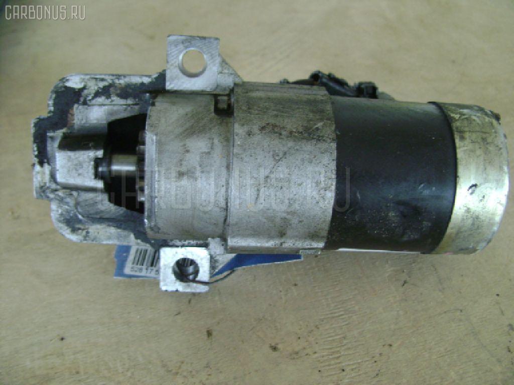 Стартер MAZDA MPV LW3W L3-DE. Фото 6