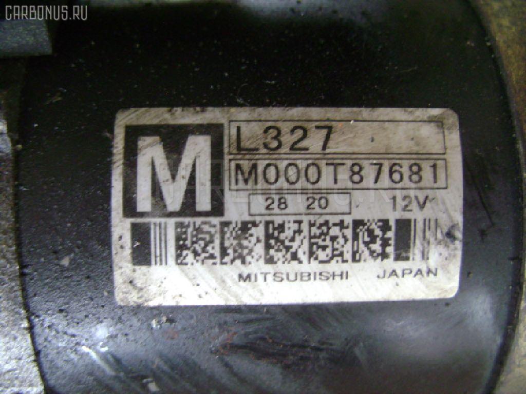 Стартер MAZDA MPV LW3W L3 Фото 3