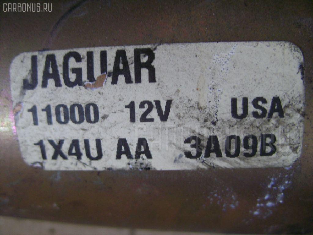Стартер JAGUAR x-type Фото 3