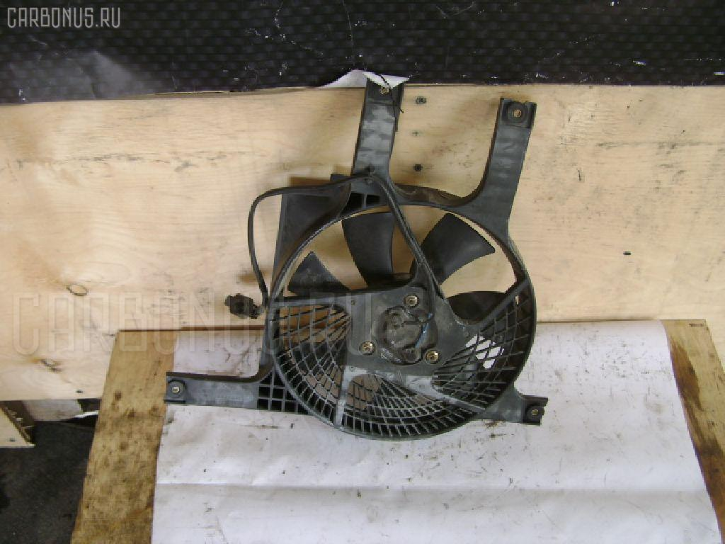 Вентилятор радиатора кондиционера MITSUBISHI PAJERO JUNIOR H57A 4A31. Фото 2