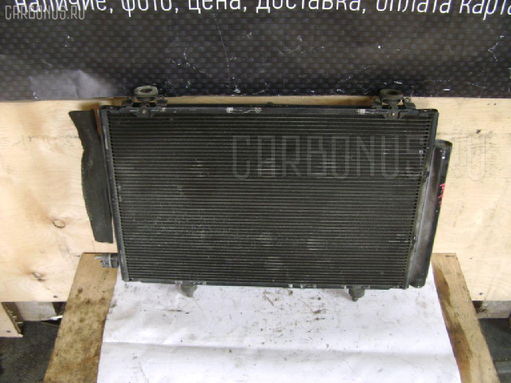 Радиатор кондиционера TOYOTA SUCCEED NCP51V 1NZ-FE Фото 2