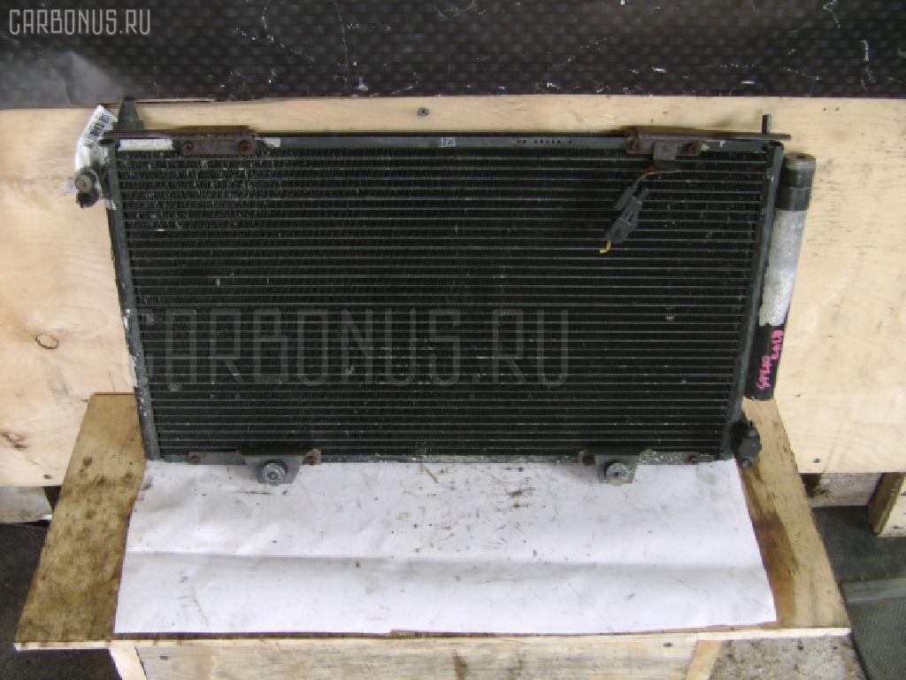 Радиатор кондиционера TOYOTA CALDINA ST210 3S-FE Фото 1