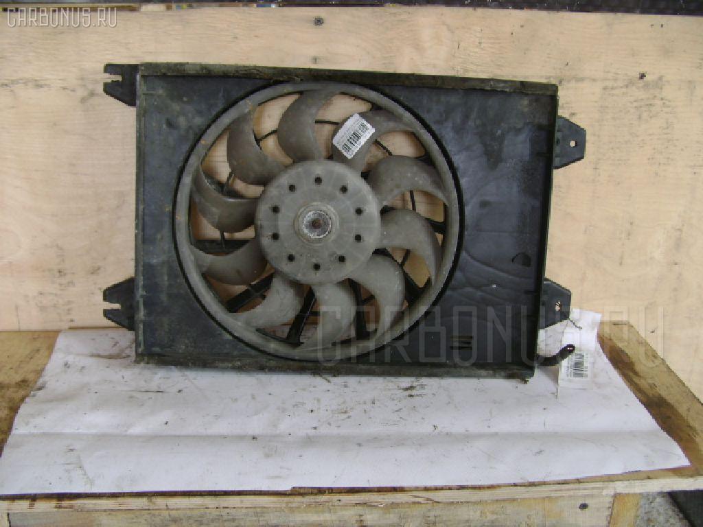 Вентилятор радиатора кондиционера Mitsubishi Pajero io H76W 4G93 Фото 1