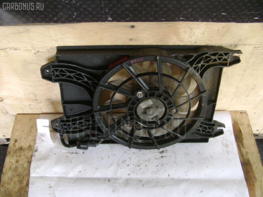 Вентилятор радиатора кондиционера MITSUBISHI PAJERO IO H76W 4G93 Фото 2