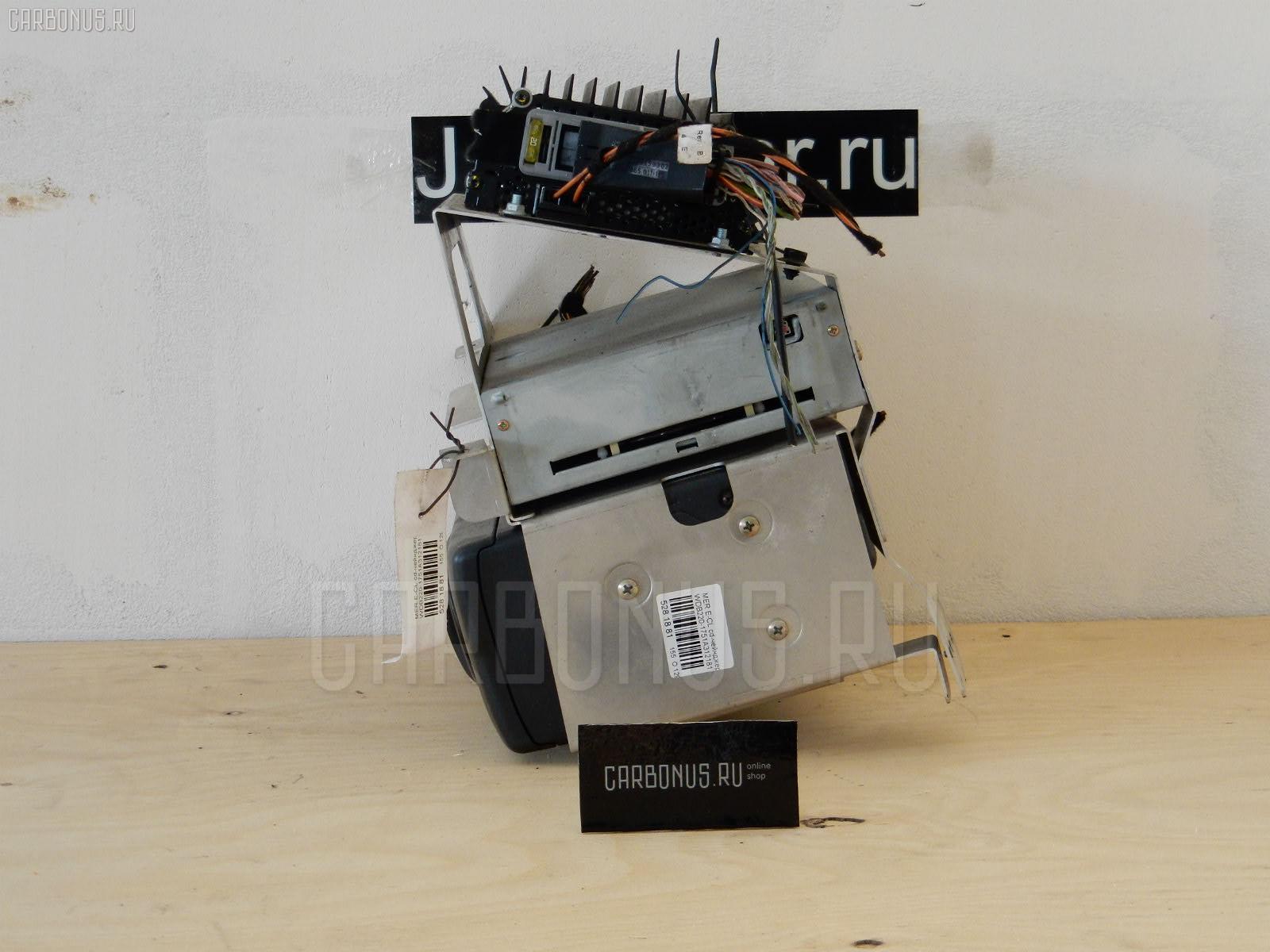 CD-чейнджер MERCEDES-BENZ E-CLASS W220175 Фото 1