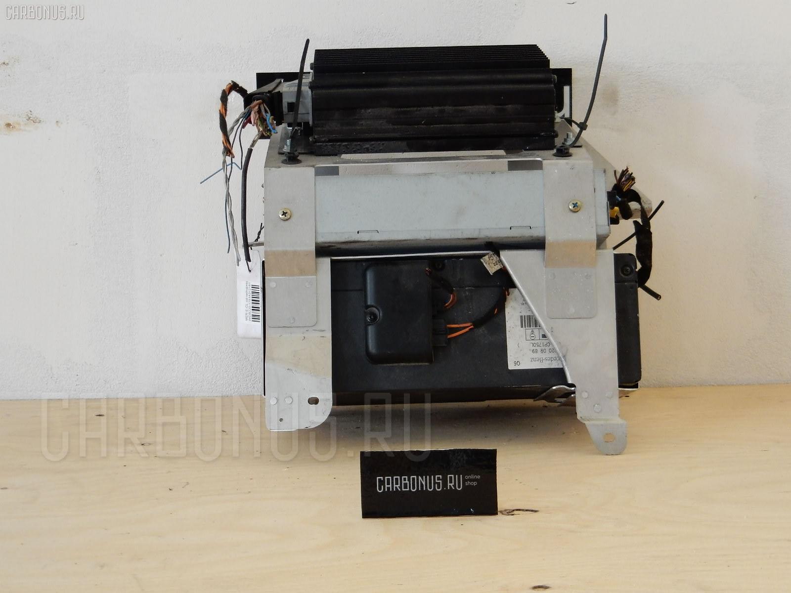 CD-чейнджер MERCEDES-BENZ E-CLASS W220175 Фото 3