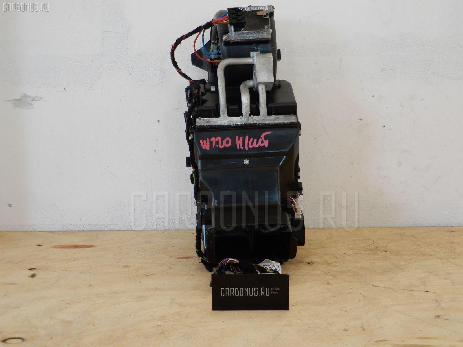 Мотор печки MERCEDES-BENZ E-CLASS W220175 Фото 4
