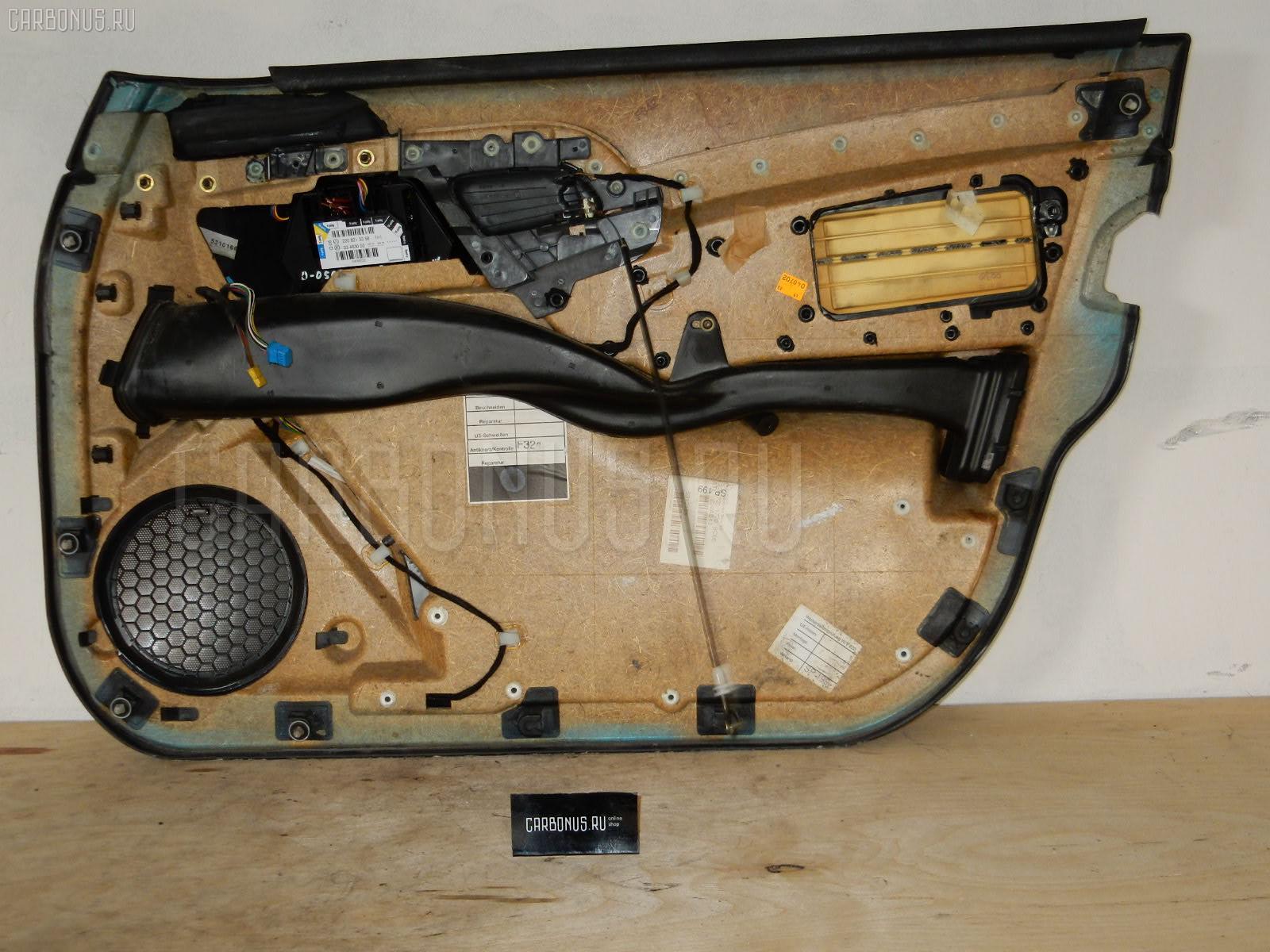 Обшивка двери MERCEDES-BENZ S-CLASS W220.175. Фото 2