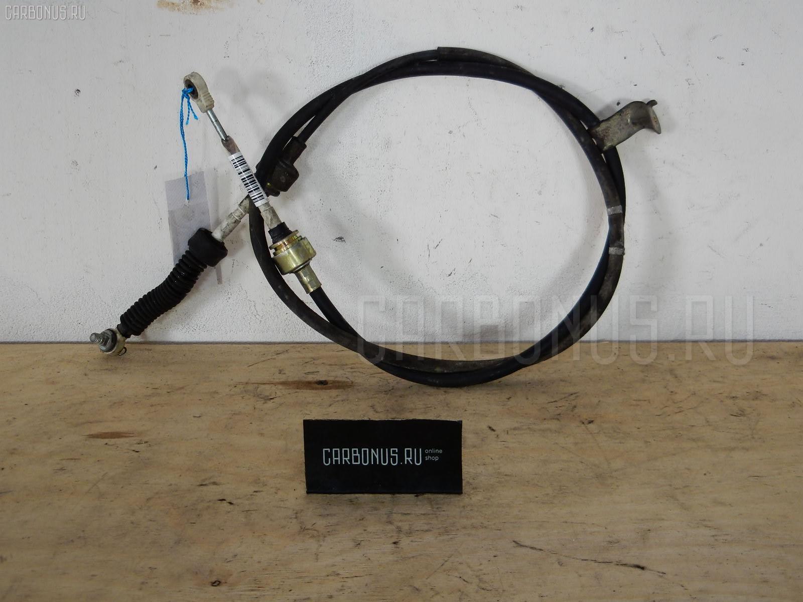 Тросик на коробку передач TOYOTA CALDINA ST215 3S-GTE Фото 1