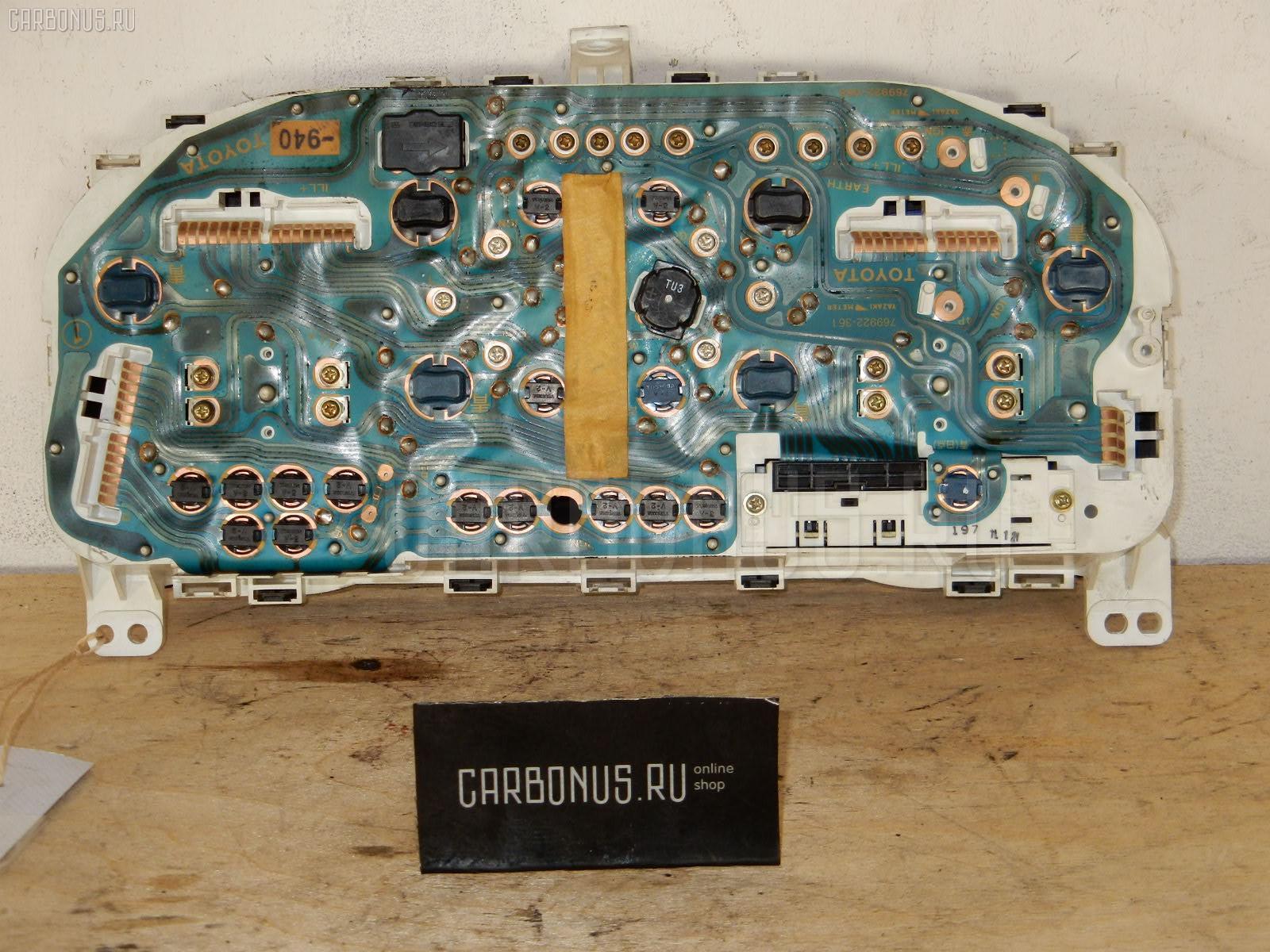 Спидометр TOYOTA CALDINA ST215 3S-GTE Фото 1