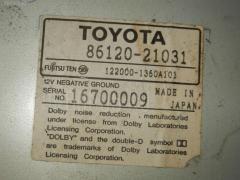 Автомагнитофон Toyota Caldina ST215 Фото 3