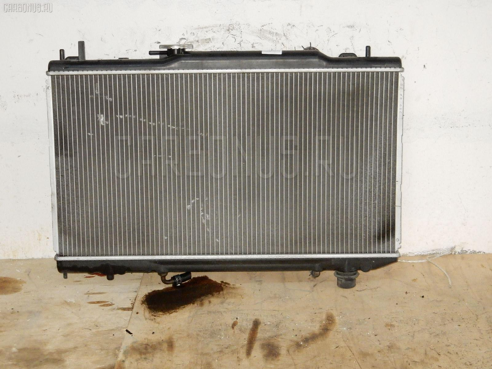 Радиатор ДВС TOYOTA CALDINA ST215 3S-GTE Фото 1