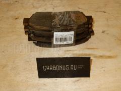 Тормозные колодки TOYOTA CALDINA ST215 3S-GTE Фото 2