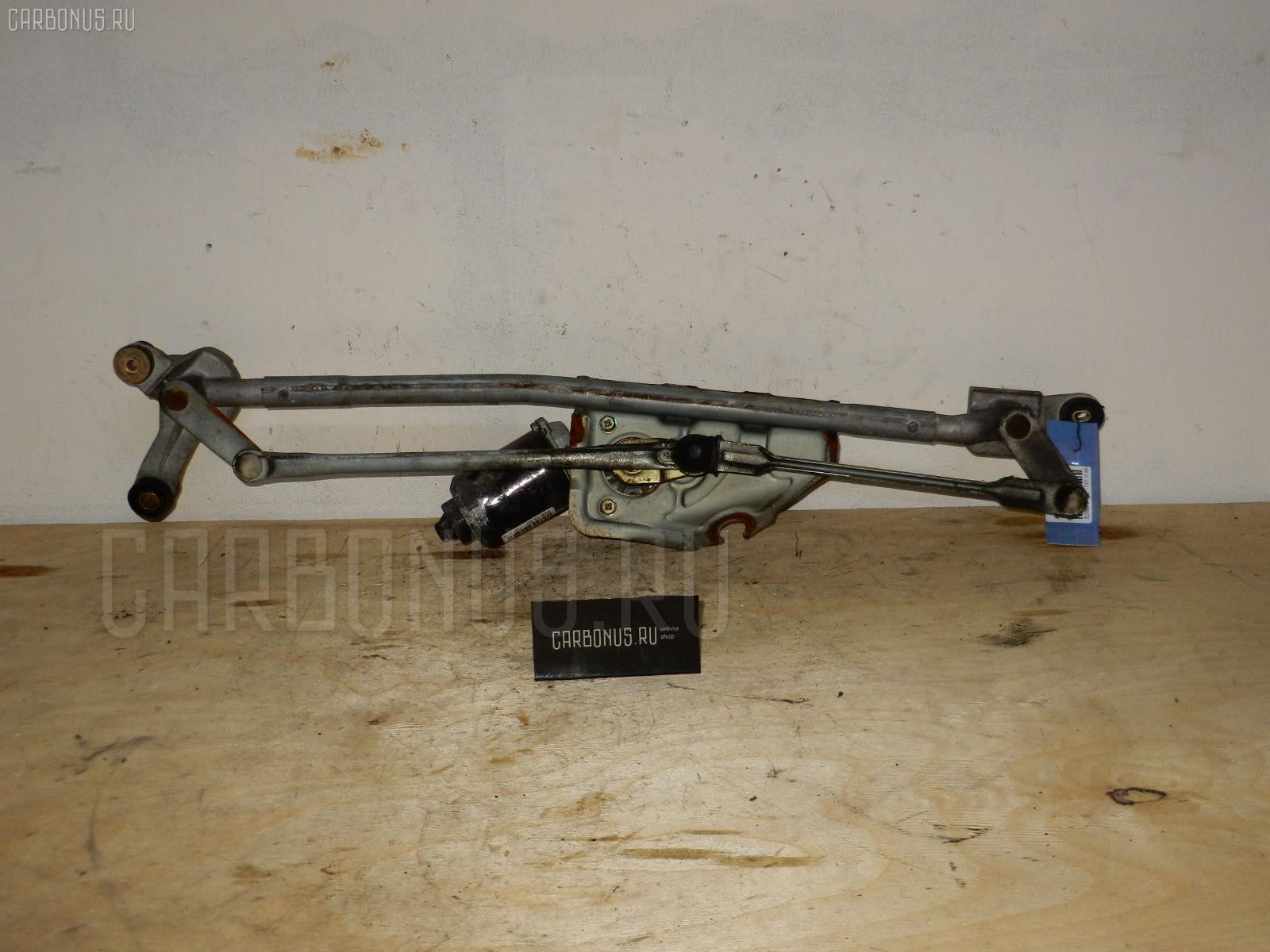 Мотор привода дворников TOYOTA CALDINA ST215 Фото 2