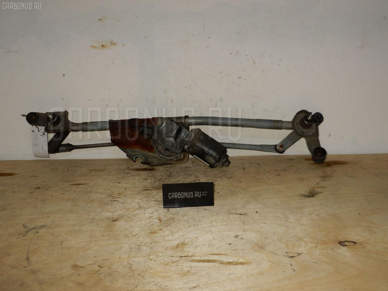 Мотор привода дворников TOYOTA CALDINA ST215 Фото 1