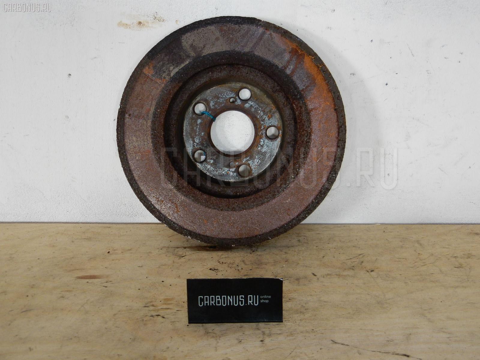 Тормозной диск TOYOTA CALDINA ST215 3S-GTE Фото 1