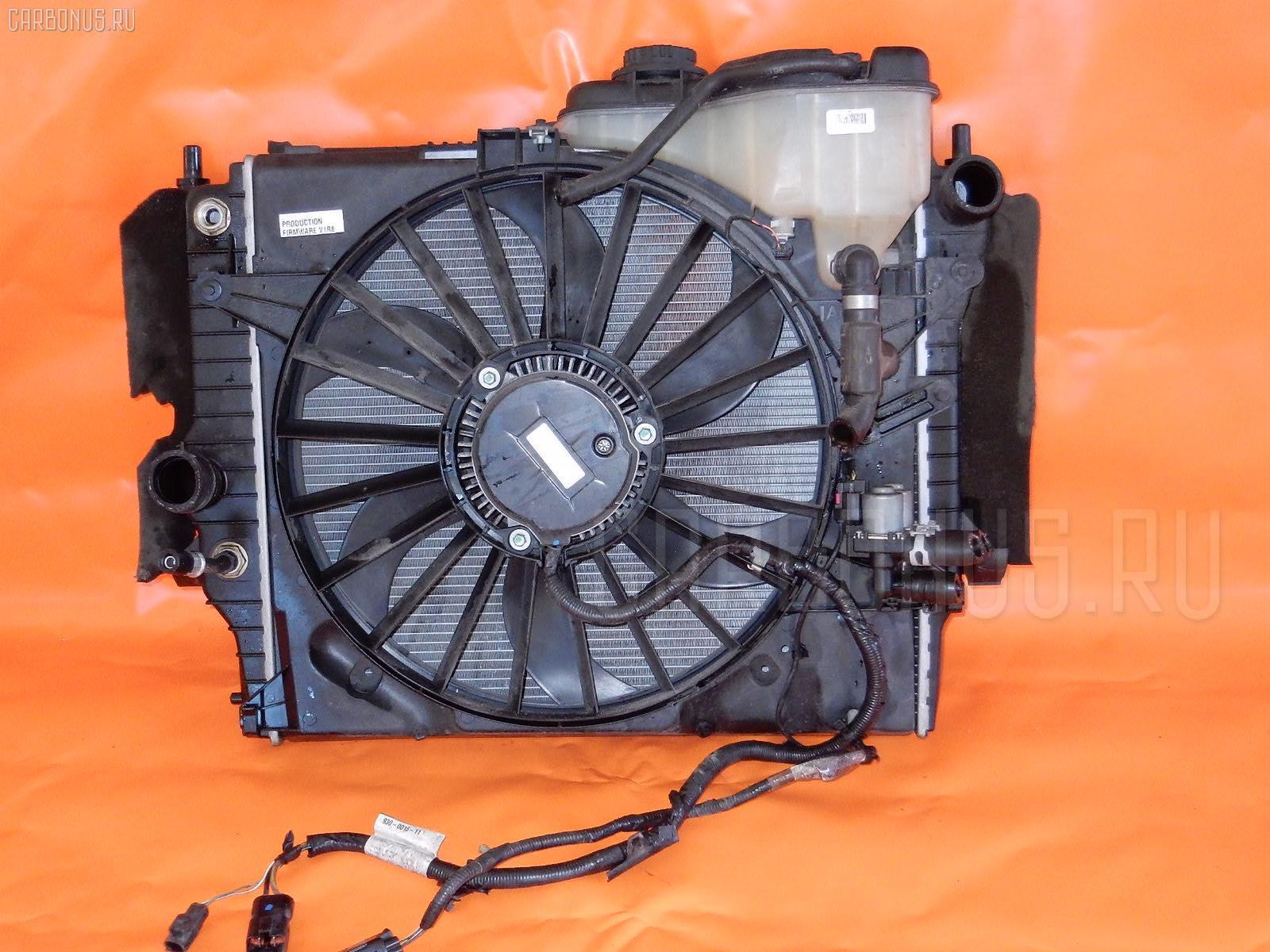 Радиатор ДВС JAGUAR S-TYPE CCX Фото 1
