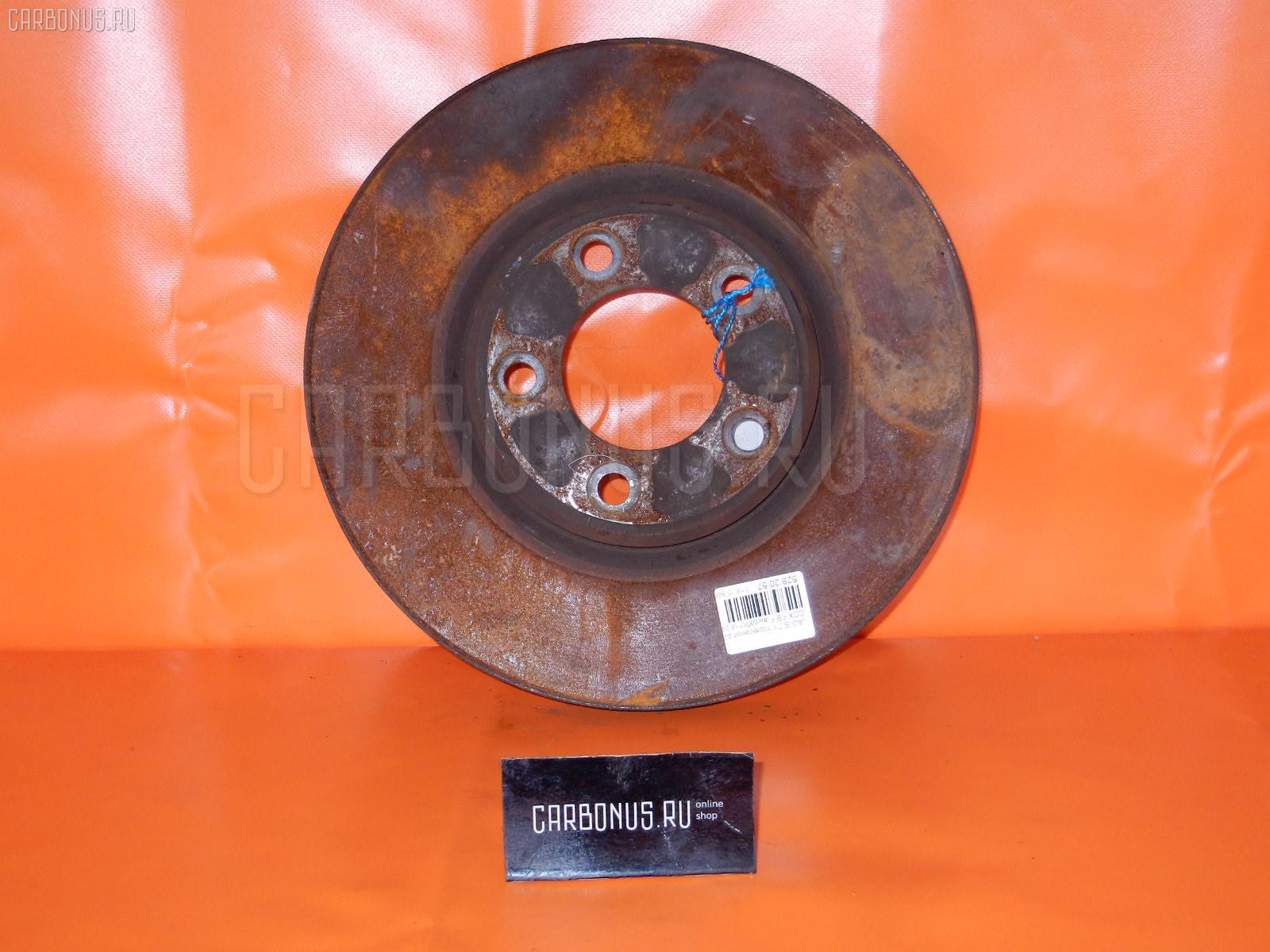 Тормозной диск JAGUAR S-TYPE CCX Фото 1
