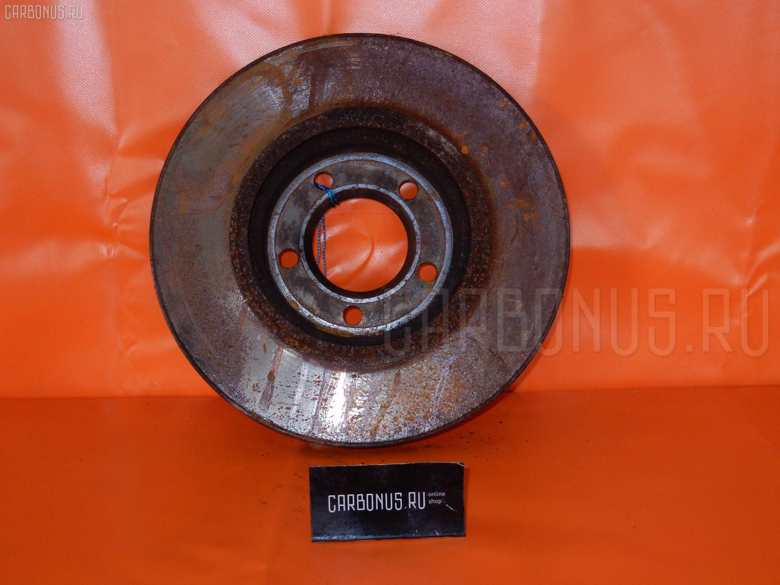 Тормозной диск JAGUAR S-TYPE CCX Фото 3