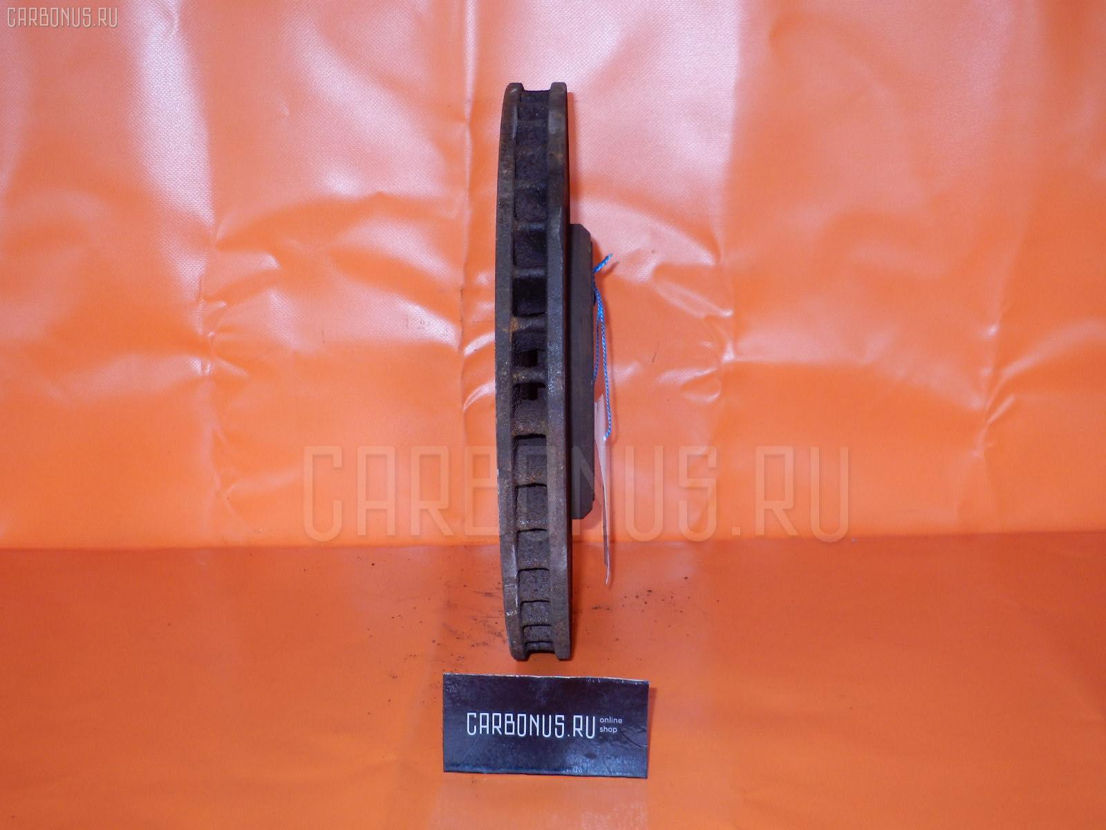 Тормозной диск JAGUAR S-TYPE CCX Фото 2