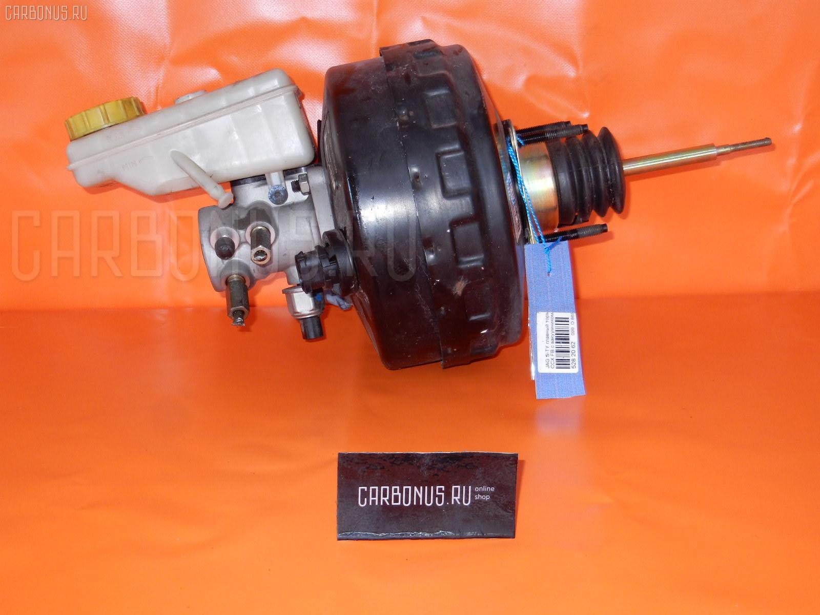 Главный тормозной цилиндр JAGUAR S-TYPE CCX Фото 1