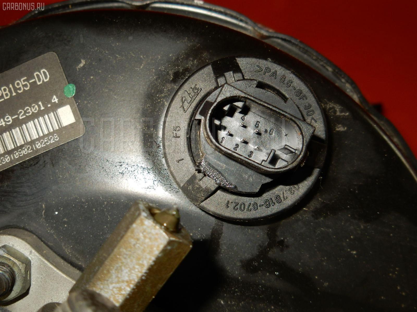Главный тормозной цилиндр JAGUAR S-TYPE CCX Фото 4