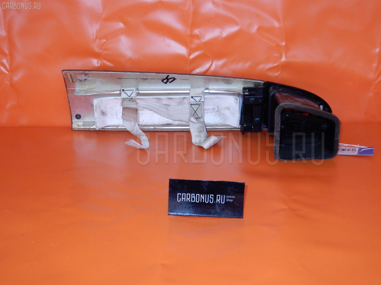 Воздуховод JAGUAR S-TYPE CCX Фото 2