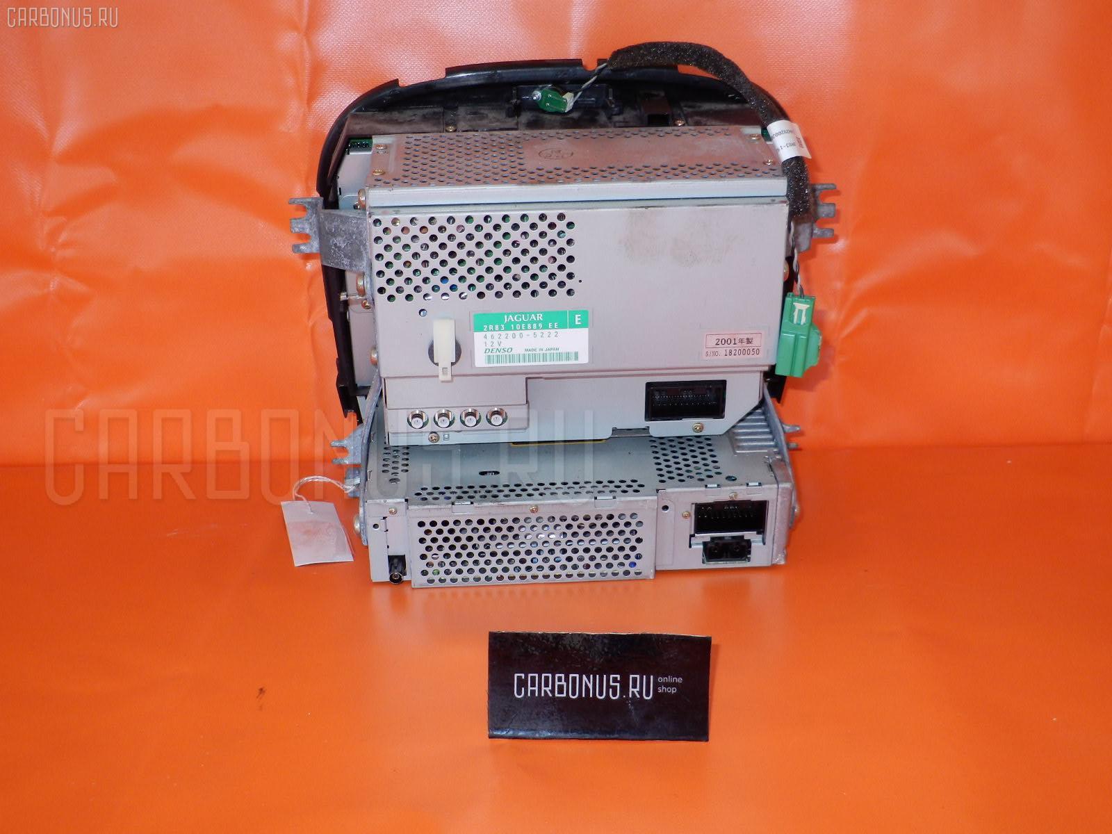 Блок управления климатконтроля JAGUAR S-TYPE CCX Фото 1