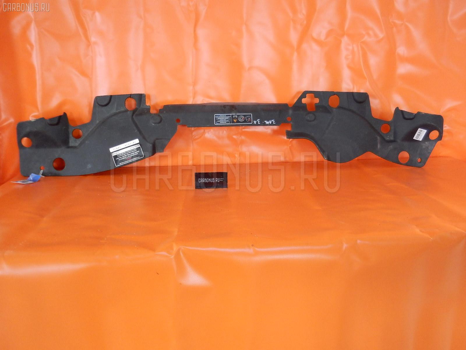 Защита замка капота JAGUAR S-TYPE CCX Фото 1