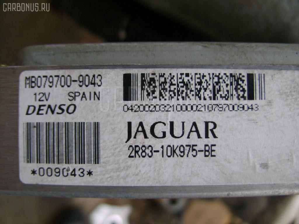 Двигатель JAGUAR S-TYPE CCX Фото 5