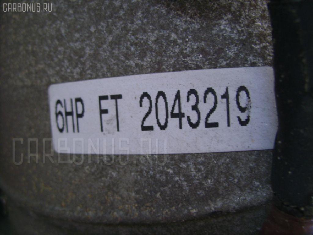 КПП автоматическая JAGUAR S-TYPE CCX Фото 5