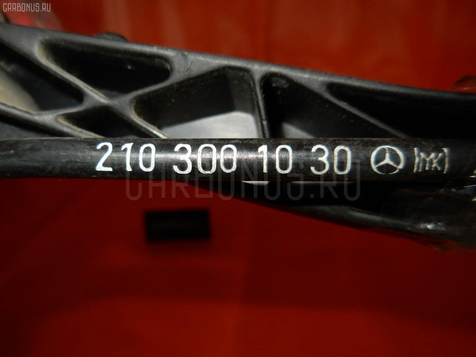 Педаль подачи топлива MERCEDES-BENZ E-CLASS W210.065 112.941. Фото 8