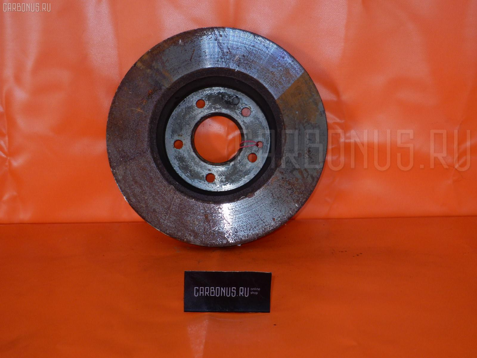 Тормозной диск MERCEDES-BENZ E-CLASS W210.065 112.941 Фото 3