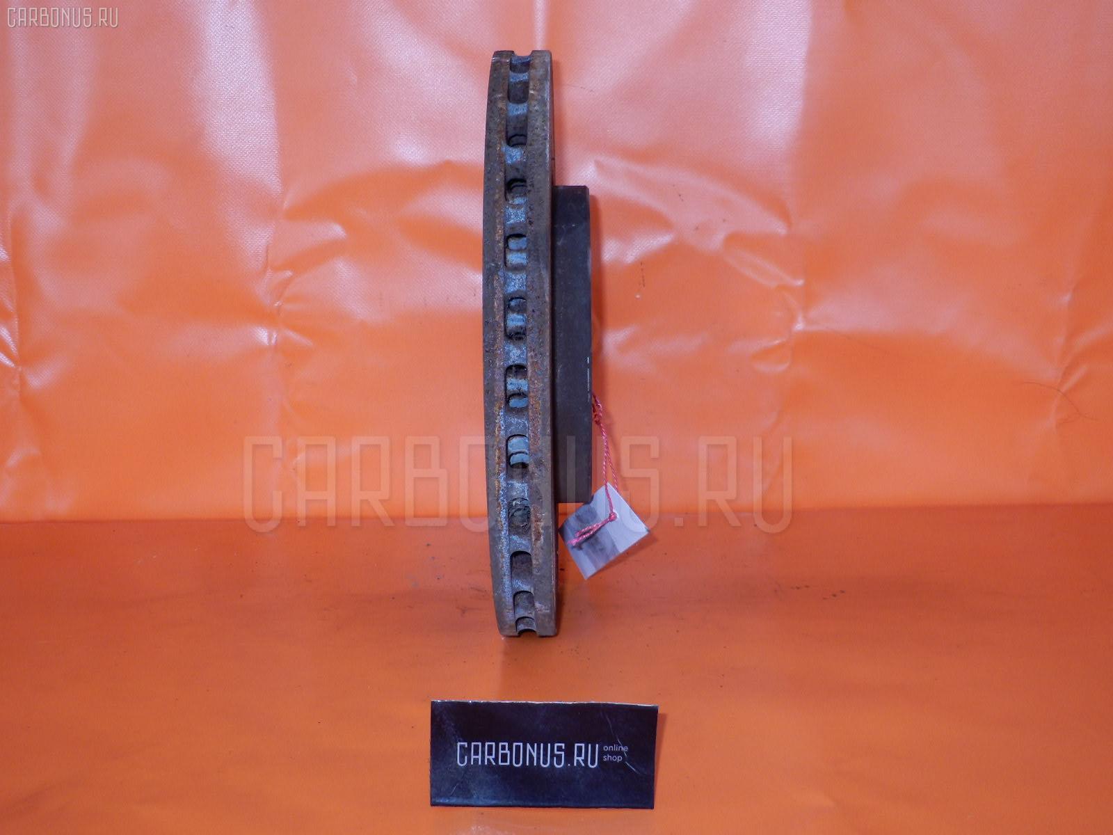 Тормозной диск MERCEDES-BENZ E-CLASS W210.065 112.941 Фото 2
