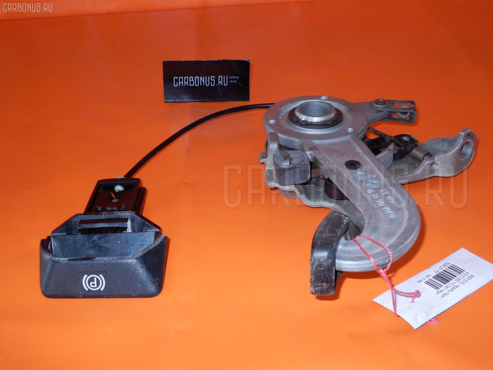 Педаль тормоза MERCEDES-BENZ E-CLASS W210.065 112.941 Фото 3