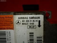 Блок управления air bag MERCEDES-BENZ E-CLASS W210.065 112.941 Фото 3