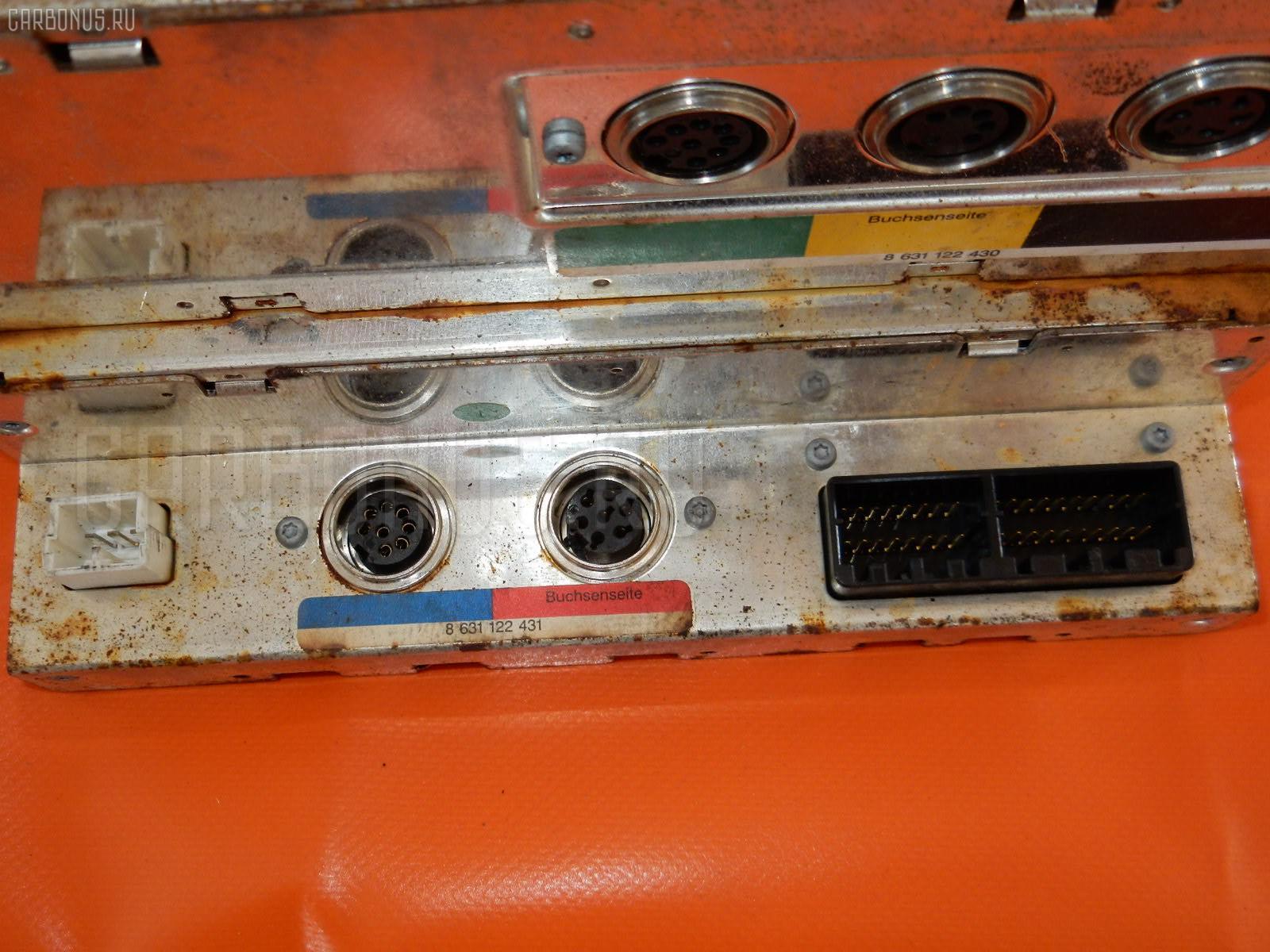 Блок управления климатконтроля MERCEDES-BENZ E-CLASS W210.065 112.941 Фото 4