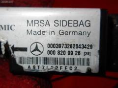 Датчик air bag MERCEDES-BENZ E-CLASS W210.065 112.941 Фото 1