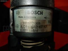 Дроссельная заслонка MERCEDES-BENZ E-CLASS W210.065 112.941 Фото 3
