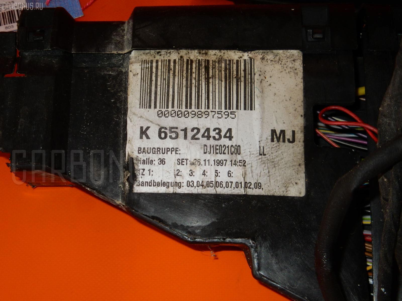 Провода MERCEDES-BENZ E-CLASS W210.065 112.941 Фото 3