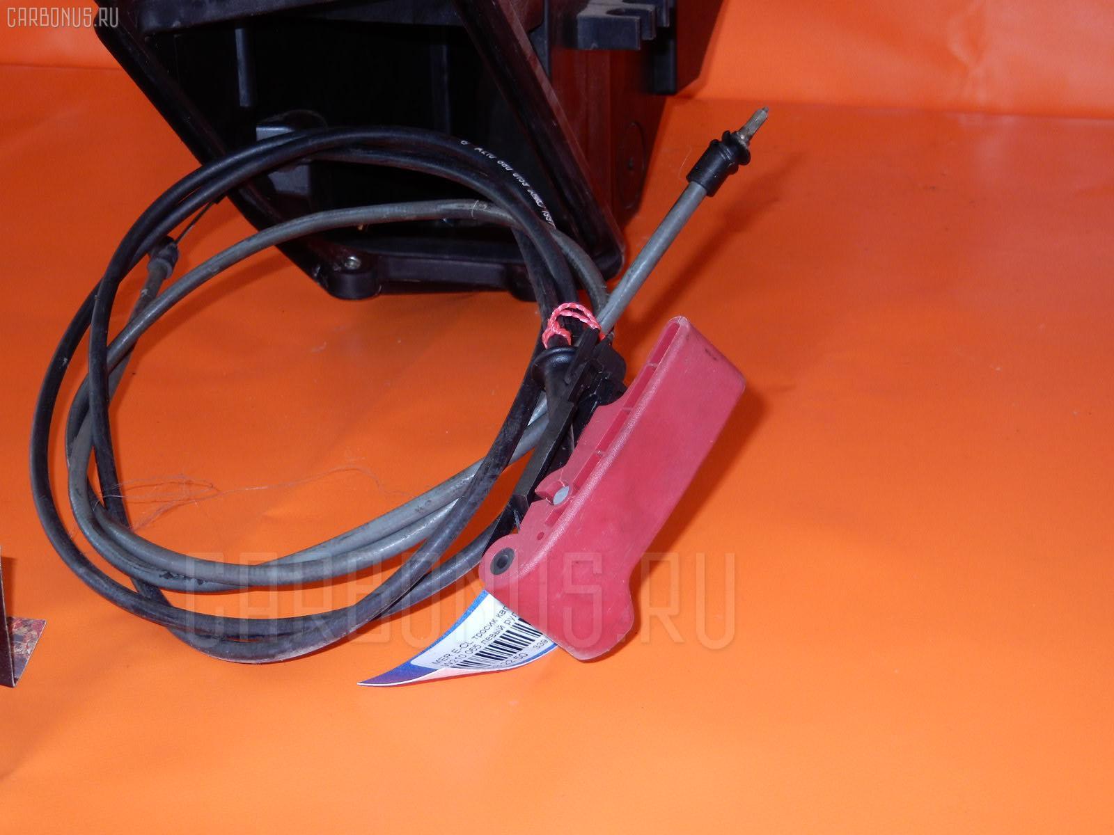 Тросик капота MERCEDES-BENZ E-CLASS W210.065 Фото 3