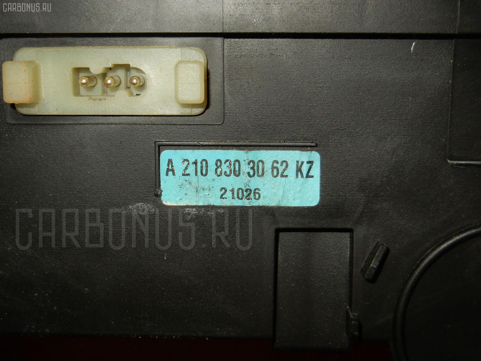 Печка MERCEDES-BENZ E-CLASS W210.065 Фото 3