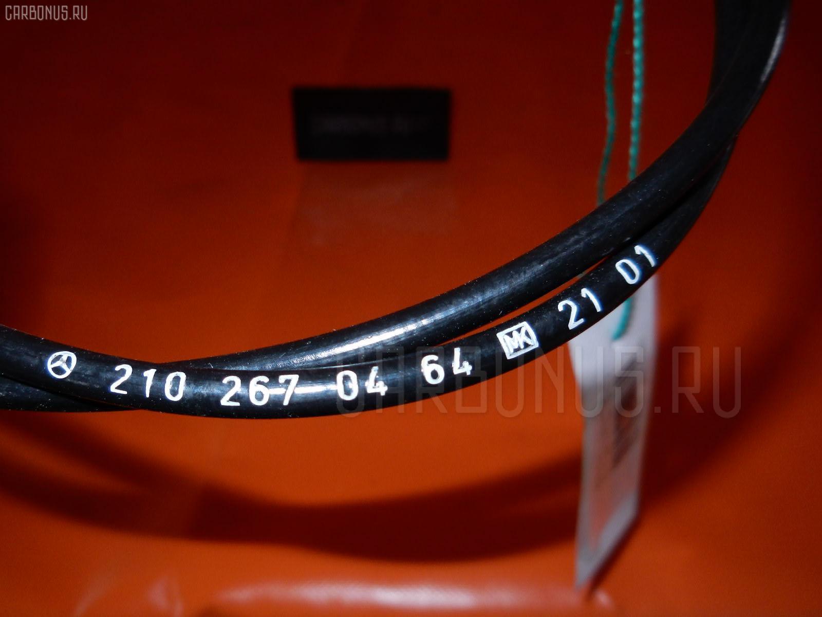 Тросик на коробку передач MERCEDES-BENZ E-CLASS STATION WAGON S210.265 112.941 Фото 3